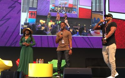Technology brought worlds together at Comic Con Africa