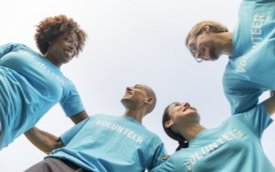 Live your company values through community support